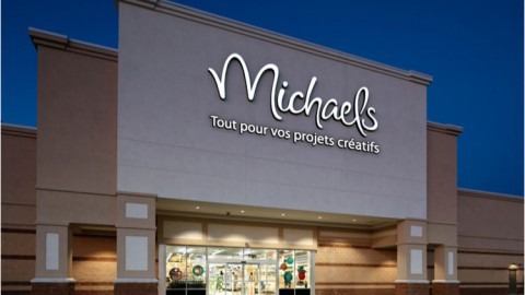 Le magasin Michaels ouvre ses portes à Saint-Laurent