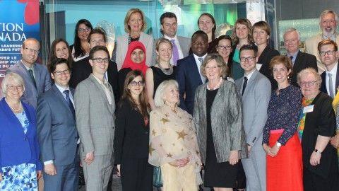 La Chambre félicite M. Youmani Jérôme Lankoandé sélectionné dans le top 20 des jeunes leaders du Canada