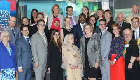 The Chamber congratulates Youmani Jerome Lankoande, Selected top 20 of young leaders of Canada