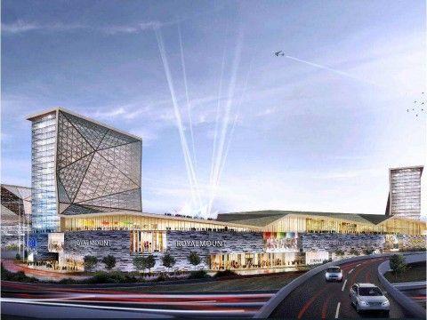 La Chambre appuie le projet du centre commercial des autoroutes 15 et 40