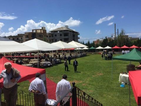 Communiqué de presse: Mission au Liban du 3 au 12 mai 2016