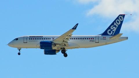 Communiqué de presse: Bombardier –  la commande de Delta Air Lines