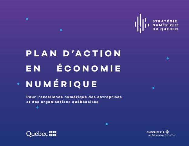 Plan d'action en économie numérique