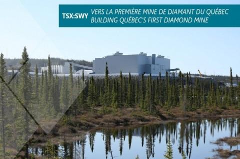Communiqué : Livraisons de GNL à la mine Renard