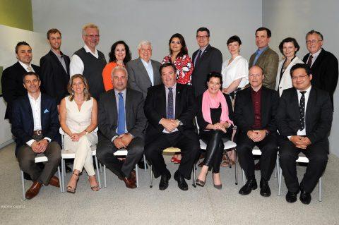 La Chambre a un nouveau Conseil d'administration 2016 – 2017