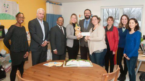 Communiqués Dynacare / Centre de pédiatrie sociale