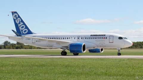 Lettre d'appui à Bombardier