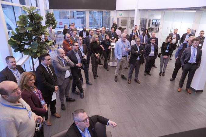 5 à 7 réseautage chez Vantage Data Centers – 30 janvier 2020